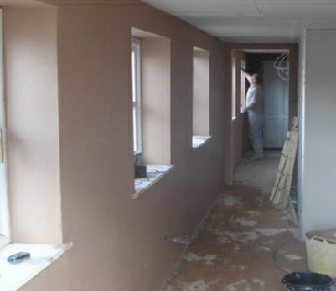 Bingley Builder - Plastering in Bingley